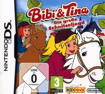 Bibi + Tina: Die grosse Schnitzeljagd