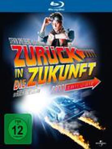 Zurück in die Zukunft - 25th Anniversary Trilogie [Blu-ray]
