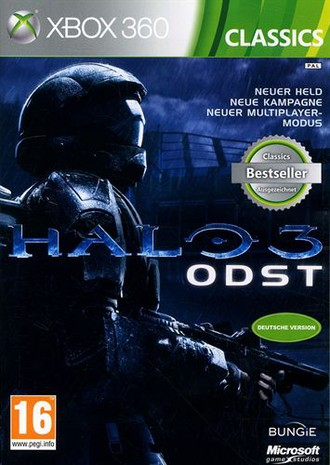 Classics: Halo 3 - ODST