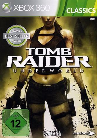 Classics: Tomb Raider: Underworld