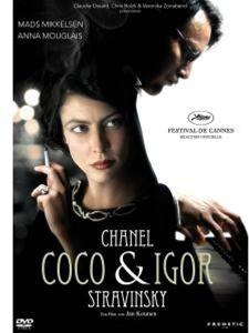 Coco Chanel & Igor Stravinsky (D)