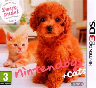 Nintendogs & Cats: Zwerg- Pudel