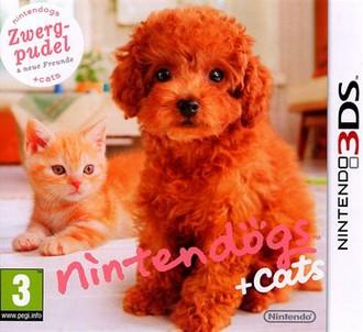 Nintendogs & Cats: Zwerg- Pudel