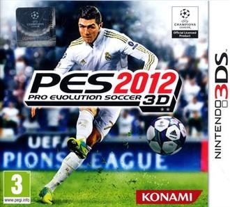 PES - Pro Evolution Soccer 2012