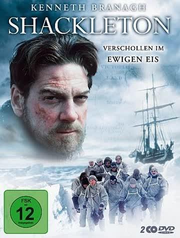 Shackleton Verschollen im ewigen Eis (2 DVDs)