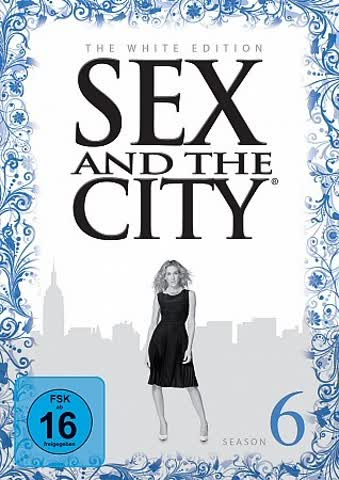 Sex and the City: Season 6 (The White Edition) [5 DVDs]