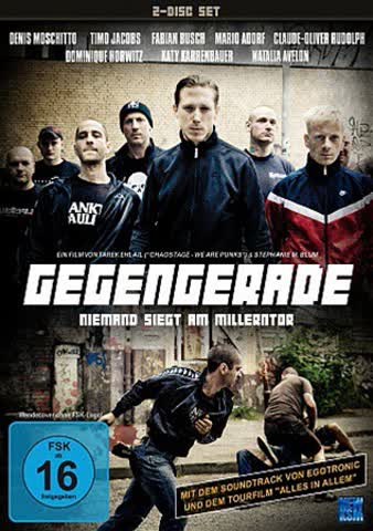 Gegengerade (DVD) Niemand siegt am Millerntor [Import germany]