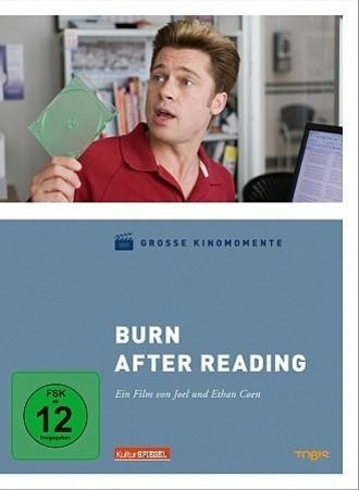 Burn After Reading - Wer Verbrennt Sich Hier Die Finger? - Grosse Kinomomente