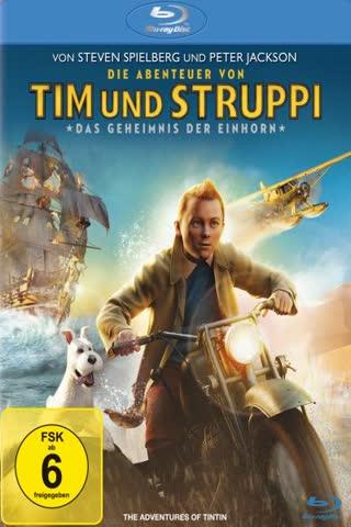 Abenteuer von Tim und Struppi - Das Geheimnis der Einhorn