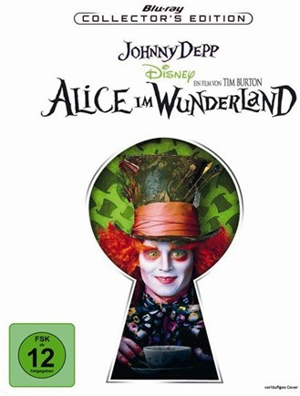 Alice im Wunderland - Steelbook
