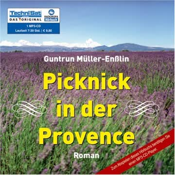 Picknick in der Provence
