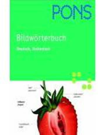 PONS Bildwörterbuch Italienisch: Rund 20.000 Begriffe in Bild und Wort, Italienisch und Deutsch