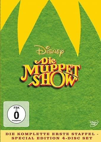 Die Muppet Show - Die komplette erste Staffel (Special Edition) [4 DVDs]