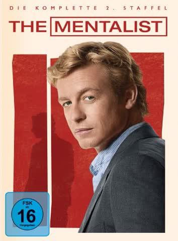 The Mentalist - Die komplette zweite Staffel (5 DVDs)