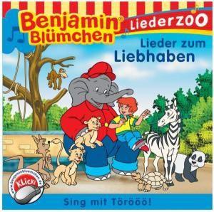 Benjamin Blümchen: Liederzoo - Lieder Zum Liebhaben