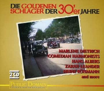 Various - Die Goldenen Schlager d. 30erja