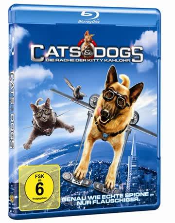 Cats & Dogs - Die Rache der Kitty Kahlohr (inkl. Digital Copy) [Blu-ray]