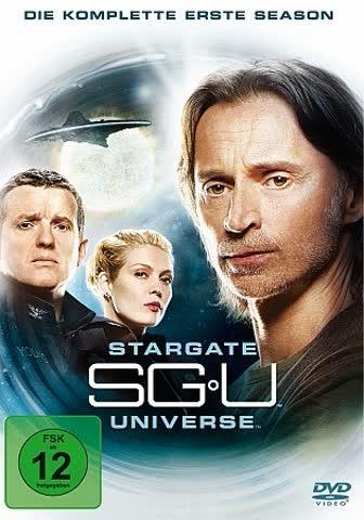 Stargate Universe - Season 1 [6 DVDs]