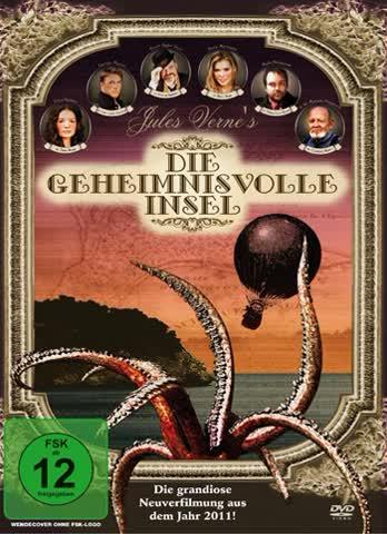 Jules Verne's Die geheimnisvolle Insel