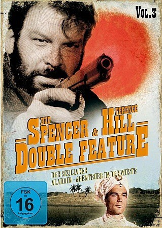 Bud Spencer Und Terence Hill Double Feature Vol. 3