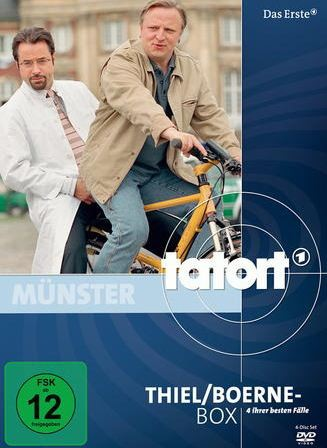 Tatort Box: Thiel / Boerne
