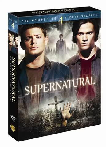Supernatural - Die komplette vierte Staffel [6 DVDs]