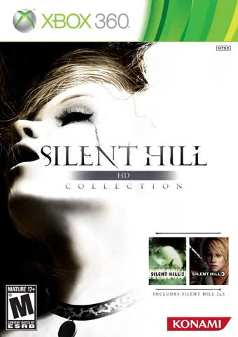 Silent Hill HD Collection AT / PEGI (XB 360)