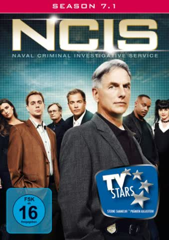NCIS - Season 7.1 [3 DVDs]