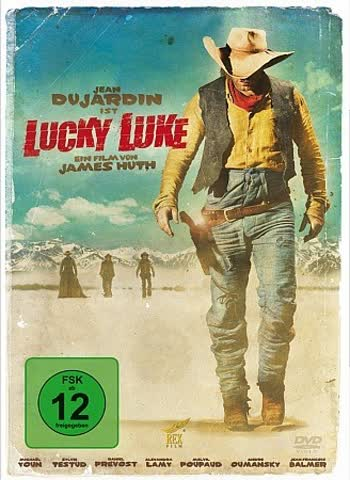 DVD Lucky Lucke [Import allemand]