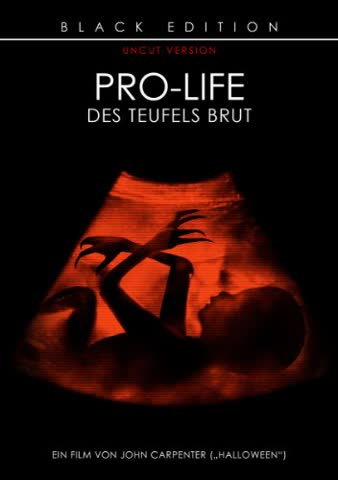 Pro-Life Black Edition [Import allemand]