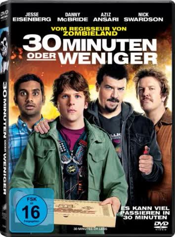 30 Minuten Oder Weniger [Import allemand]