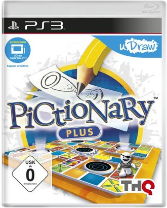 Pictionary Plus (uDraw erforderlich)