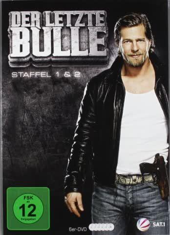 Der letzte Bulle - Staffel 1 & 2 [6 DVDs]