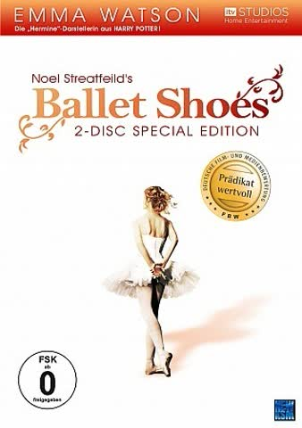 Ballet Shoes (2-Disc Special Edition)