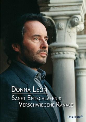 Donna Leon - Sanft Entschlafen / Verschwiegene Kanäle