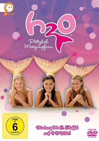 H2O - Plötzlich Meerjungfrau: Die komplette 3. Staffel [4 DVDs]