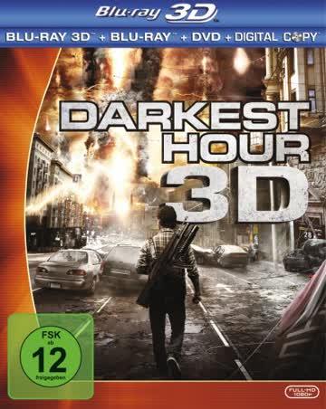 Darkest Hour (+ Blu-ray) (+ DVD) [2011]