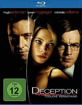 Deception - Blu-ray