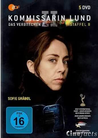 Kommissarin Lund - Das Verbrechen (Staffel II) [5 DVDs]