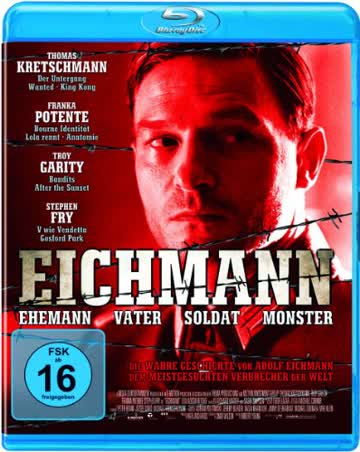 Eichmann (Blu-ray)