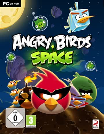Pyramide: Angry Birds Space