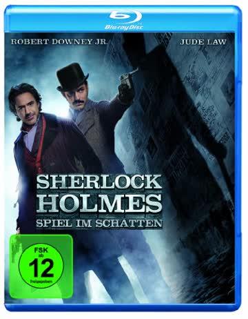 SHERLOCK HOLMES - SPIEL IM SCH