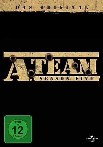 A-Team - Season Five: The Final Season [3 DVDs]