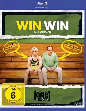 Win Win - Cine Project [Blu-ray]