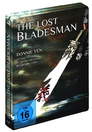The Lost Bladesman - Steelbook [Blu-ray] [Limited Edition]