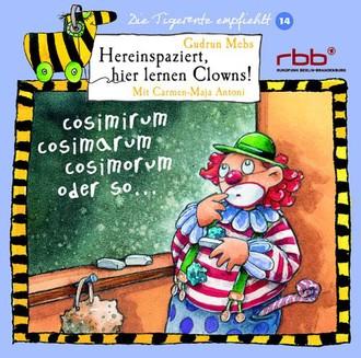 Hereinspaziert, hier lernen Clowns! - CD