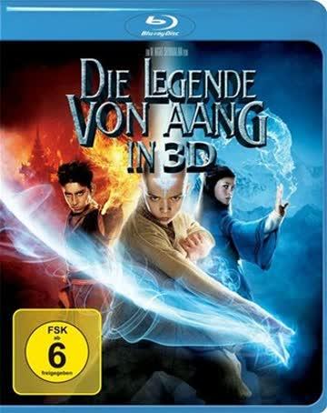 Die Legende Von Aang - 3d