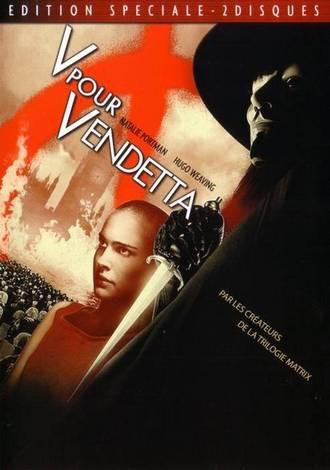 V pour Vendetta: Edition spéciale