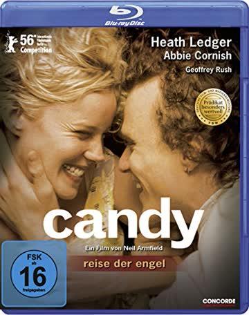Candy - Reise der Engel [Blu-ray]