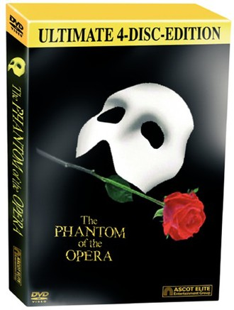 The Phantom Of The Opera - Special Edition